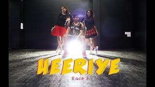 Heeriye | Race 3 | Mohit Jain's Dance Institute MJDi | Dance Choreography