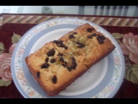 Soya Flour Cake Recipe