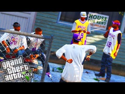 22 Savage The Balla! - GTA 5 Gang Mod - Day 82