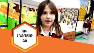 Invitation to our Leadership Day