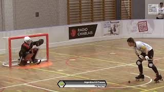 "ARGENTINA-FRANCE | Game 11 | Group ""B"" 