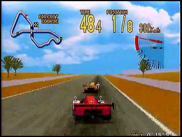RACIN' FORCE Circuit Course