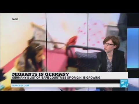 Germany steps up deportation of failed asylum seekers