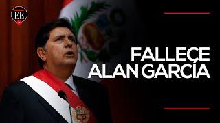 Murió Alan García: se disparó cuando lo iban a arrestar por caso Odebrecht | Noticias