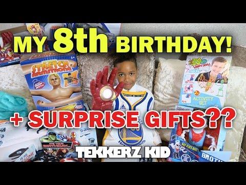 I'VE FINALLY GOT IT!! BEST BIRTHDAY EVER!! | Tekkerz Kid
