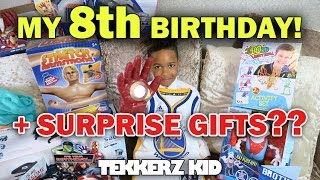 I'VE FINALLY GOT IT!! BEST BIRTHDAY EVER!! | Tekkerz Kid