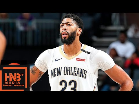 New Orleans Pelicans vs Charlotte Hornets Full Game Highlights | 12.02.2018, NBA Season