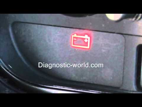 Dodge Battery Warning Light What It Means Checking