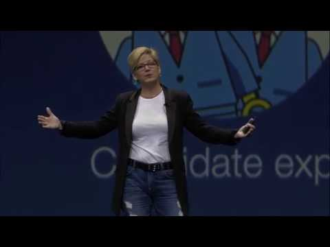 The Power of Belonging | Pat Wadors Talent Connect 2016