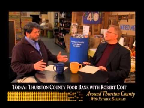 Thurston County Food Bank - YouTube
