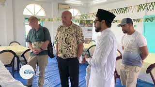 New Year's Peace Gathering held in Marshall Islands
