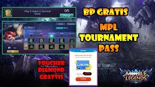 Cara Dapatkan 10000 BP Battle Point di Mobile Legends Gratis ! Event Rahasia Moonton 2019