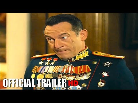 THE DEATH OF STALIN International Movie Trailer 2017 HD - Movie Tickets Giveaway