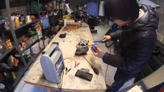 tuto en directe pour convertir un alternateur en moteur brushless part 1
