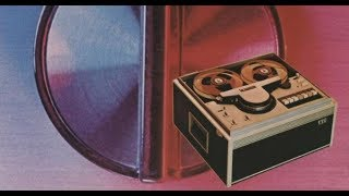 Time Lapse VTR Sanyo Reel to Reel Video Tape Recorder
