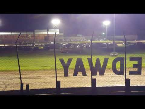 Lafayette County Speedway August 3, 2018