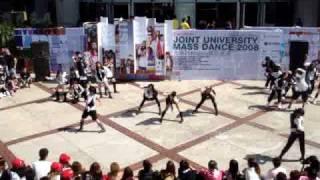 cu danso polyu joint u mass dance 2008