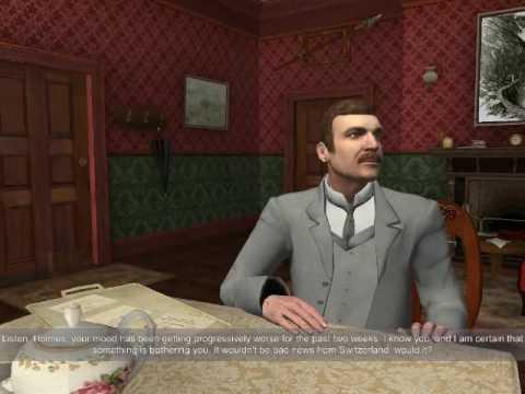 Sherlock Holmes Nemesis part 1 getting started |