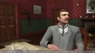 Sherlock Holmes Nemesis part 1 getting started