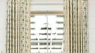 видео fabric for curtains