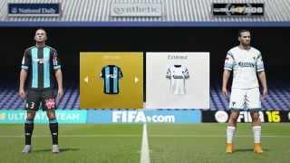 Gameplay FIFA 16 Jeu complet (FR)
