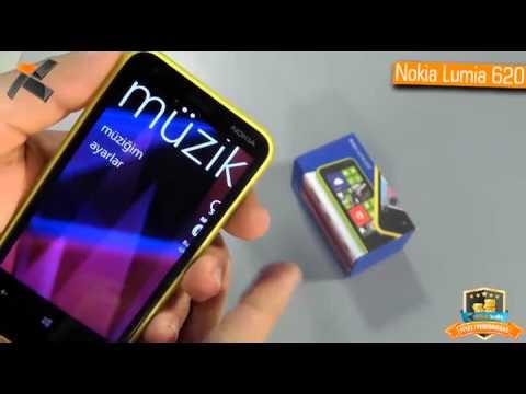Nokia Lumia 620 İnceleme - Teknokulis.com