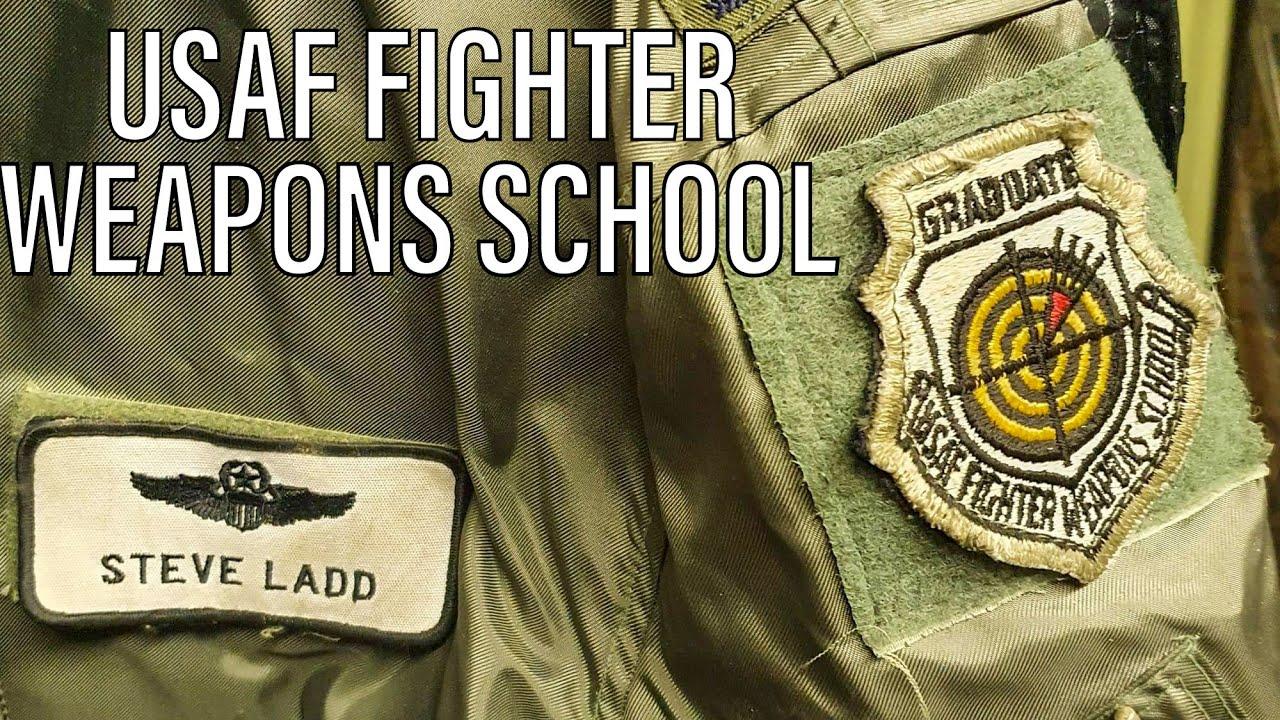 USAF Fighter Weapons School | Steve Ladd (Clip)