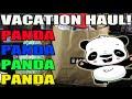 SNEAKERS LIMITED TO 300 PAIRS! PANDA PANDA PANDA PANDA VACATION HAUL!