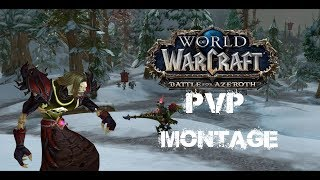 Wow BFA | Destruction warlock PvP Montage