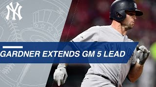 Extended cut: gardner's clutch at-bat and rbi single