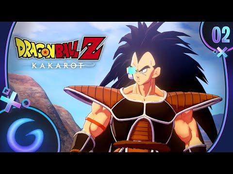 DRAGON BALL Z KAKAROT FR #2 : Raditz arrive sur Terre !