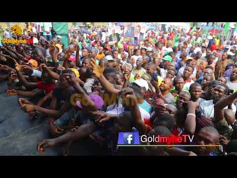 K1 DE ULTIMATE AT OSOGBO GOVERNORSHIP COMPAIGN PART 1
