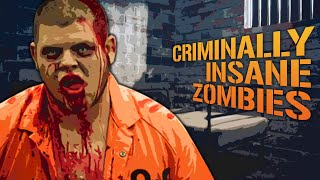 CRIMINALLY INSANE ZOMBIES (Part 2) ★ Call of Duty Zombies (Zombie Games)