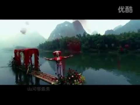 Beautiful Yizhou,the hometown of Liusanjie,Guangxi of China