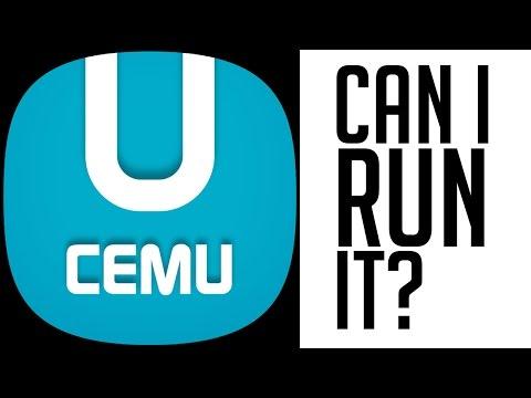 Cemu: Can I run it?