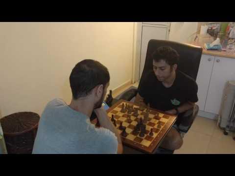 Live Blitz Chess | Game 4 Tal vs. IM Igor Bitensky