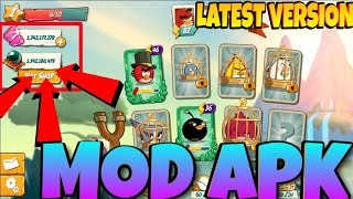 Angry Birds 2 Hack MOD APK 2.41.1 Anti Ban [ Angry Birds 2 MOD APK Unlimited Gems and Energy 2020