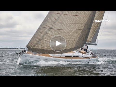 YACHT-Test Hanse 548: Neue deutsche Yacht in der Liga 50 plus