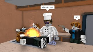 ROBLOX Murder Mystery 2 FUNNY MOMENTS (ADMIN 2)