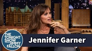 Jennifer Garner Met George Clooney with Head Lice