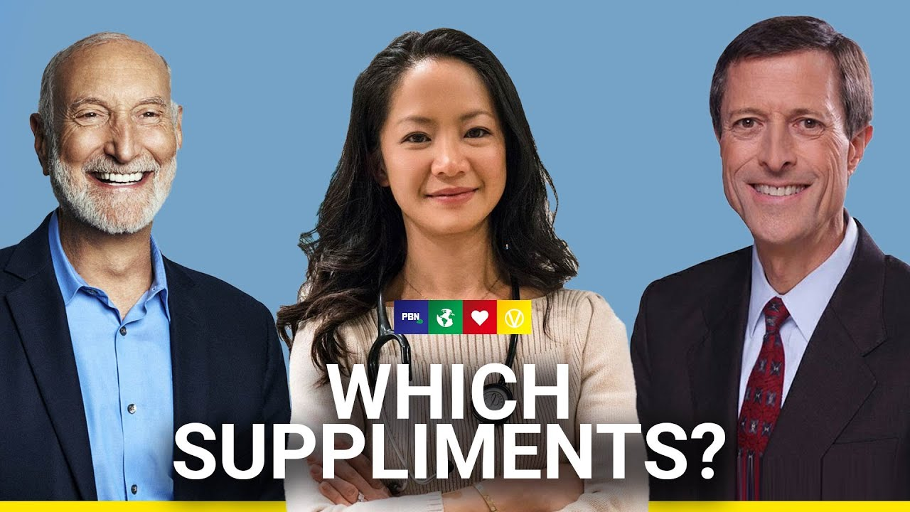 Which Supplements Are Necessary? Doctors Weigh In