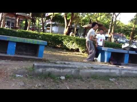 Day of Fun 2013 - Parkour Ponorogo (OHM) - Episode 1