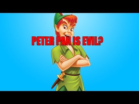 The REAL Peter Pan story