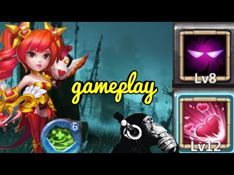 Dove Keeper   Unholy Pact   Gameplay   Castle Clash