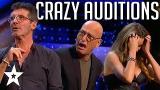 TOP CRAZY & INSANE Auditions Around The World | Got Talent Global