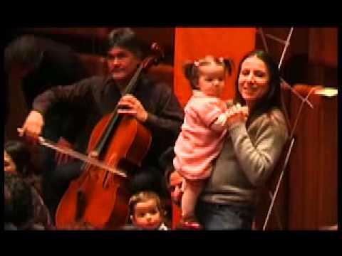 Che orecchie grandi che ho! Concerti per bambini da 0 a 2 anni a cura di Andrea Apostoli