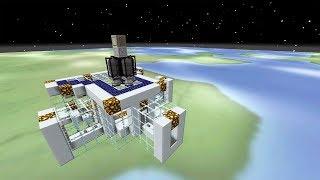 Im Weltall angekommen! - Minecraft Modpack Forever Stranded #140