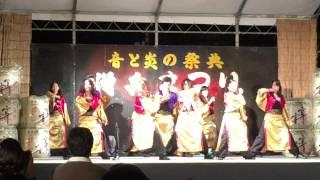 舞来瞳 2014 僧兵祭り.