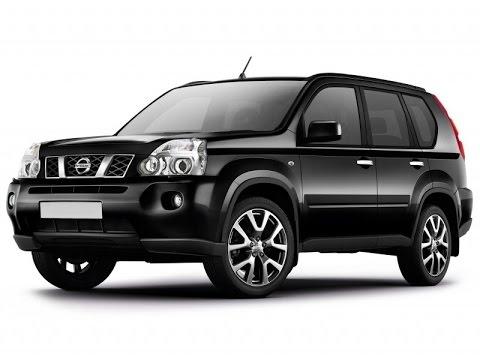 Замена лобового стекла на Nissan X-Trail в Казани.
