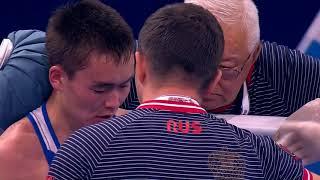 Чемпионат мира по боксу 2017. Василий Егоров(Саха) - Алекс Винвуд(Австралия)